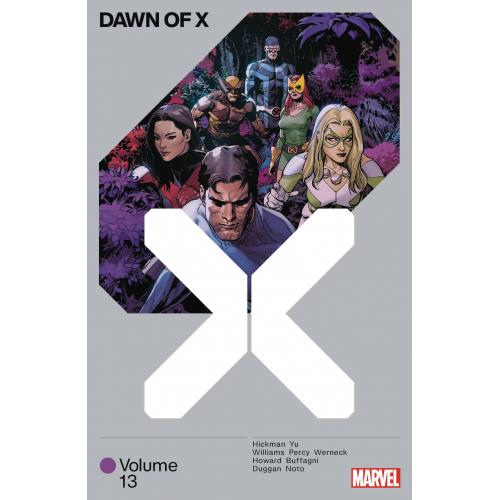 DAWN OF X 13 (Vo)