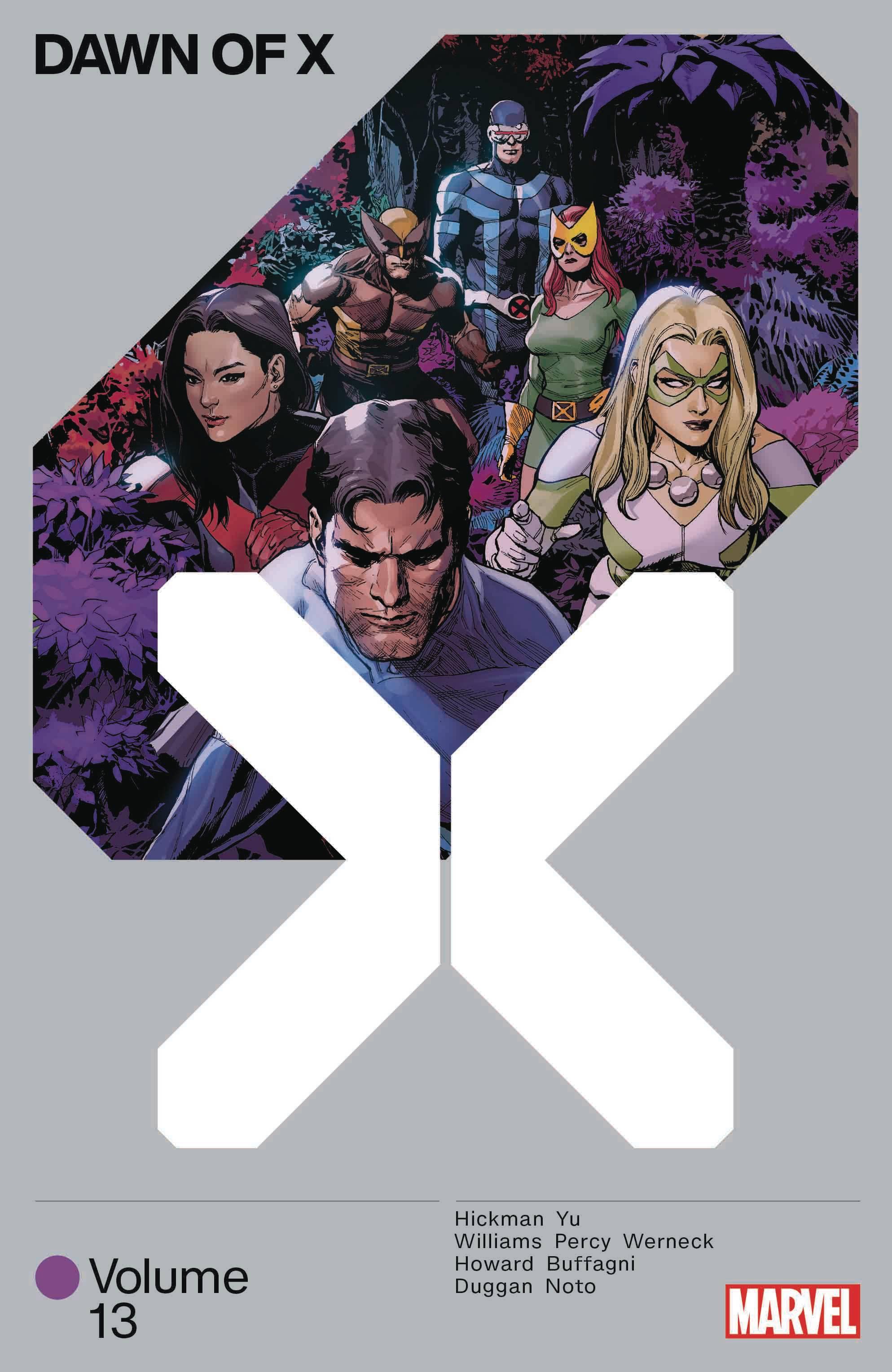 DAWN OF X 13 (VF)