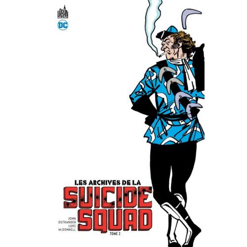 Les Archives de la Suicide Squad Tome 2 (VF)