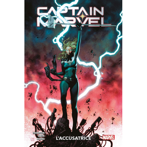 CAPTAIN MARVEL TOME 4 (VF)