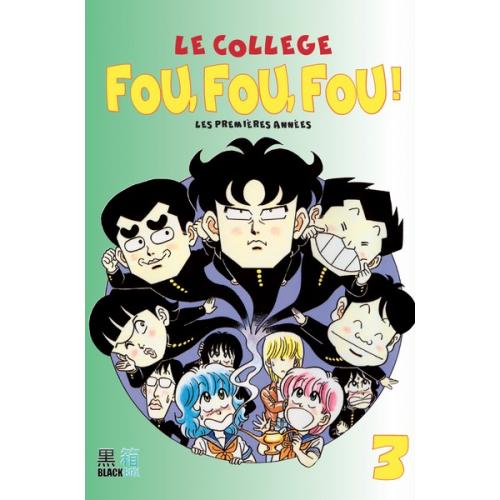 Le Collège Fou Fou Fou tome 3 (VF)