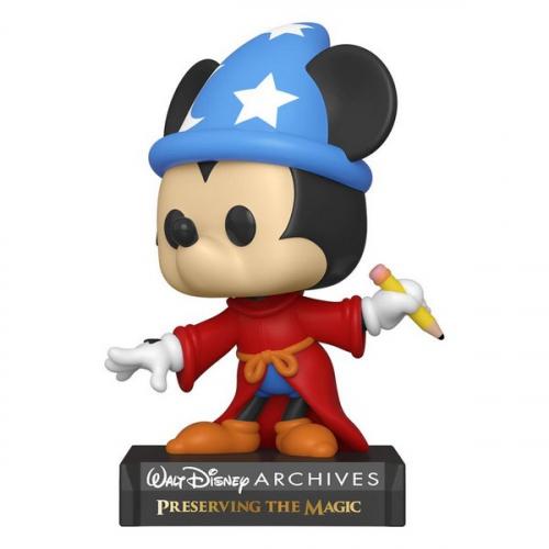 Funko Pop Mickey Mouse Disney Archives Vinyl figurine Apprentice Mickey 799