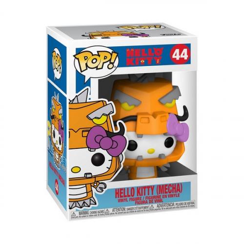 Hello Kitty Kaiju Figurine POP! Sanrio Vinyl Hello Kitty Mecha Kaiju 44