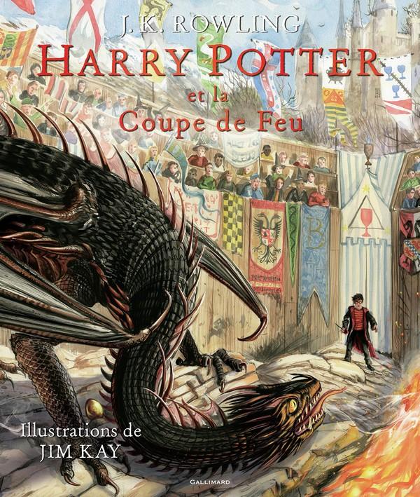 Harry Potter IV : Harry Potter et la Coupe de Feu (VF)