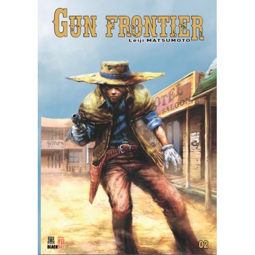 GUN FRONTIER TOME 2 (VF)