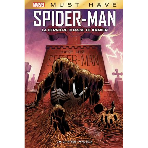 SPIDER-MAN : LA DERNIERE CHASSE DE KRAVEN MUST-HAVE (VF)