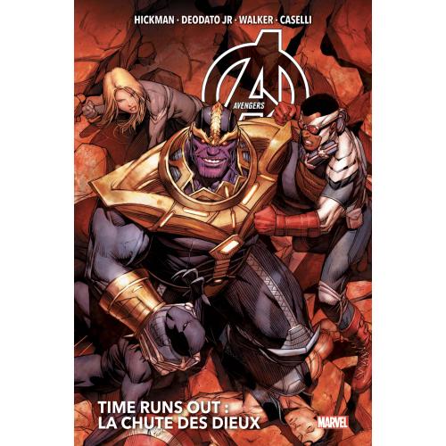 Avengers : Time Runs Out Tome 2 : La chute des dieux (VF)