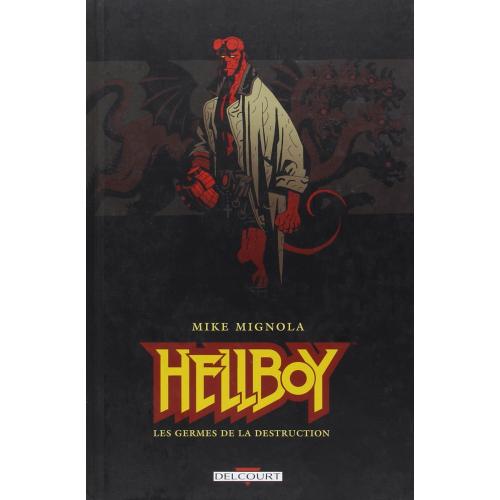 Hellboy Tome 1 : Les Germes de la destruction (VF)