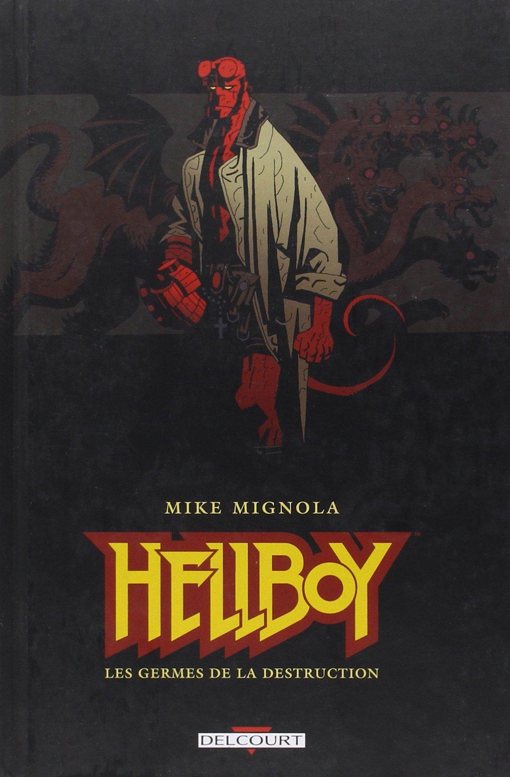 Hellboy T1