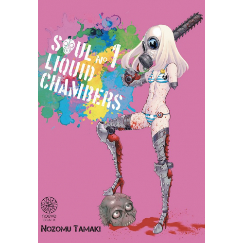 Soul Liquid Chambers Tome 1 (VF)