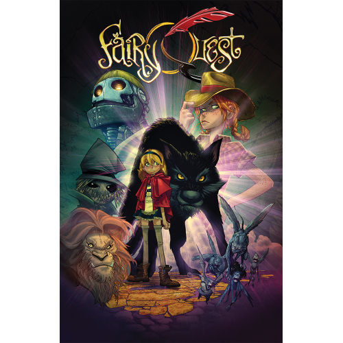 FAIRY QUEST TOME 3