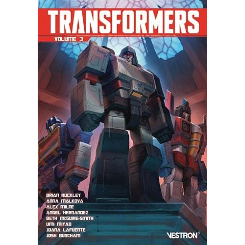 TRANSFORMERS TOME 3 (VF)