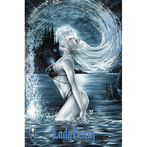 LADY DEATH SWIMSUIT ONE SHOT PREMIERE ED (VO)