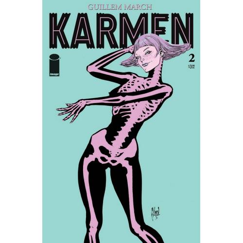 KARMEN 2 (OF 5) CVR A MARCH (VO)