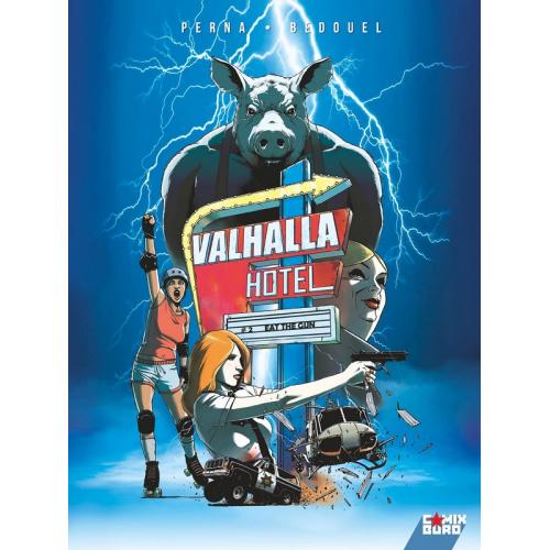 Valhalla Hotel - Tome 2 : Eat the gun (VF)