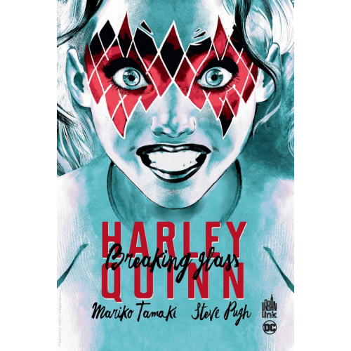 Harley Quinn : Breaking Glass (VF) occasion