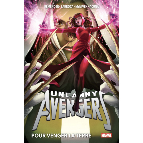 Uncanny Avengers Tome 2 (VF) DELUXE occasion