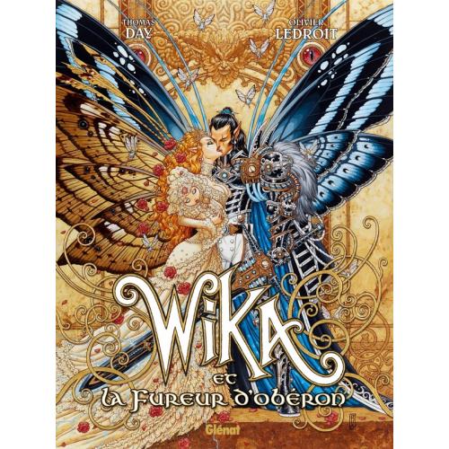 Wika Tome 1 : Wika et la fureur d'Obéron (VF)