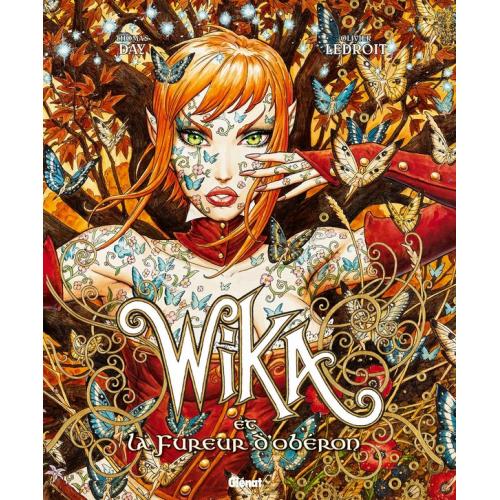 Wika Tome 1 Edition collector : Wika et la fureur d'Obéron (VF)
