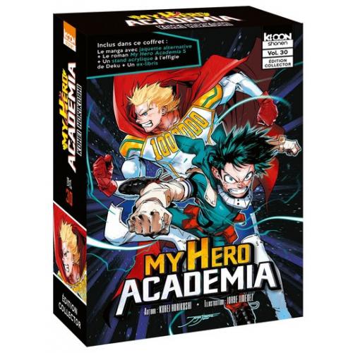 My Hero Academia Tome 30 Édition Collector (VF)