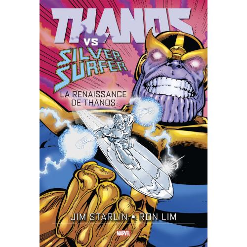 Thanos Vs Silver Surfer : La renaissance de Thanos (VF)