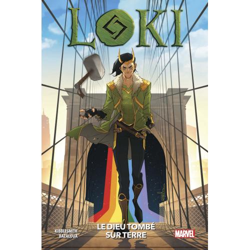 Loki : Le dieu tombé sur Terre (VF)