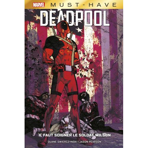Deadpool : Il faut sauver le soldat Wilson MUST-HAVE (VF)