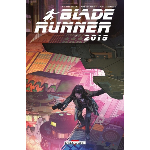 Blade Runner 2019 Tome 3 (VF)