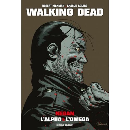 Walking Dead Prestige Negan l'alpha et l'omega (VF)