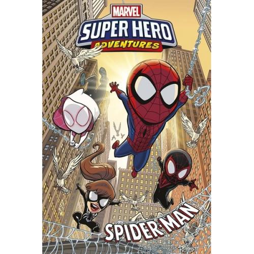 MARVEL SUPER HERO ADVENTURES PACK DECOUVERTE 1 TOME ACHETE 1 TOME OFFERT (VF)