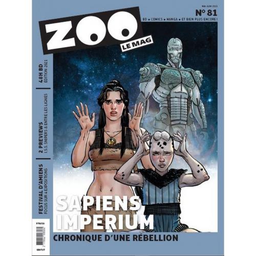 OFFERT : ZOO LE MAG - N°81