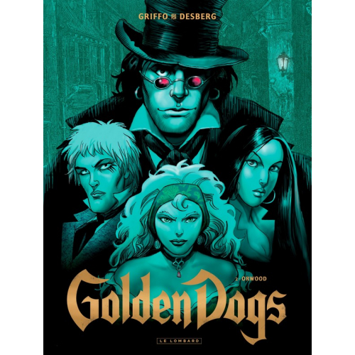 Golden Dogs Tome 2 : Orwood (VF) occasion