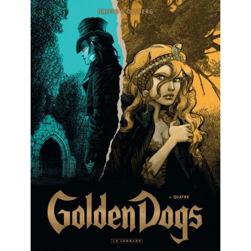 Golden Dogs Tome 4 : Quatre (VF) occasion
