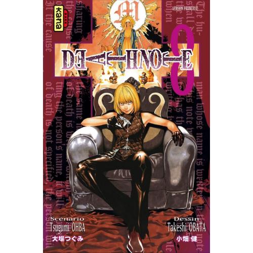 Death Note Tome 8 (VF)