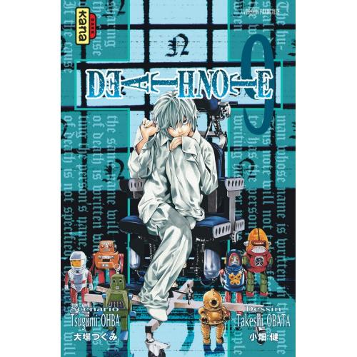 Death Note Tome 9 (VF)