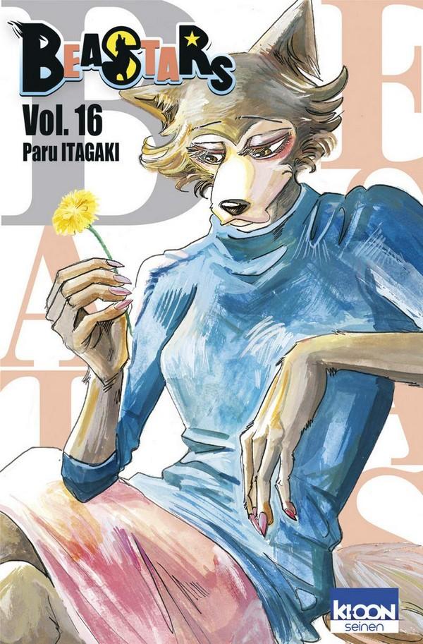 Beastars Tome 16 (VF)