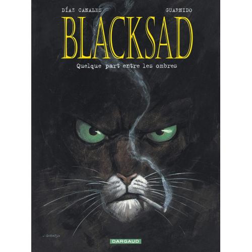 Blacksad Tome 1 : Quelque part entre les ombres (VF)