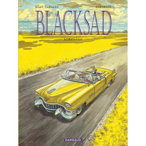 Blacksad Tome 5 : Amarillo (VF)