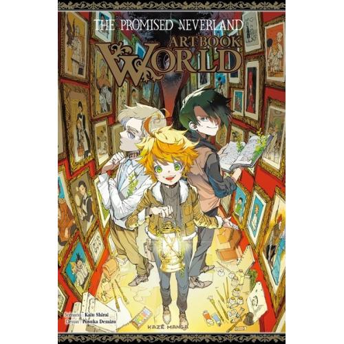 The Promised Neverland Artbook (VF)