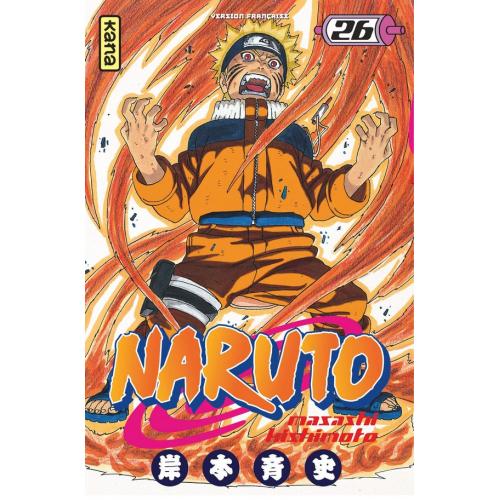 Naruto Tome 26 (VF)