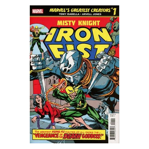 Iron Fist - Misty Knight 1 (VO)