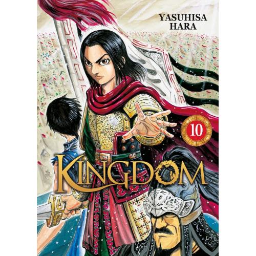 Kingdom Tome 10 (VF)