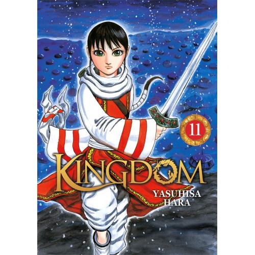 Kingdom Tome 11 (VF)