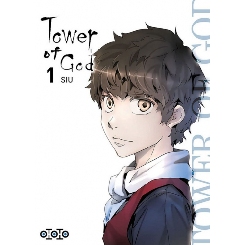 Tower of God Tome 1 (VF)