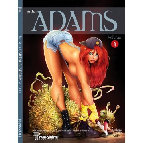 The Art of Arthur Adams Vol. 1