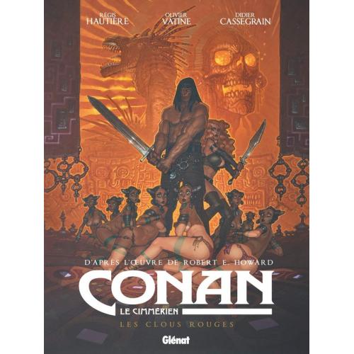 Conan le Cimmérien Les Clous rouges (VF)