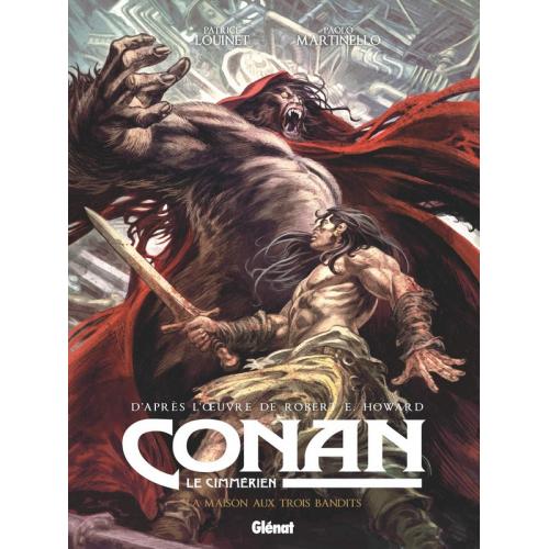 Conan le Cimmérien La Maison aux trois bandits (VF)