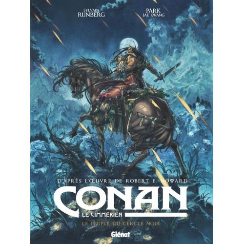 Conan le Cimmérien - Le Peuple du cercle noir (VF)