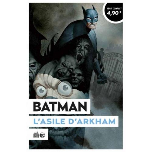 BATMAN L'ASILE D ARKHAM - OPÉRATION ÉTÉ URBAN A 4.90€ (VF)