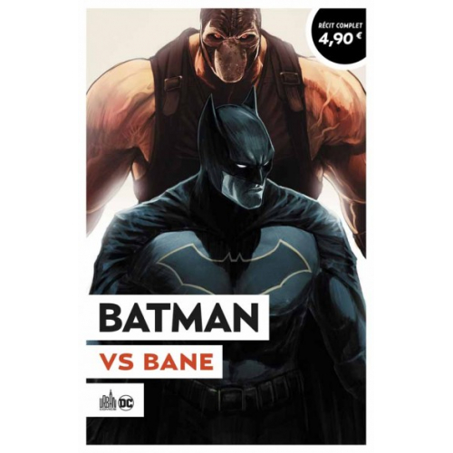 BATMAN VS BANE - OPÉRATION ÉTÉ URBAN A 4.90€ (VF)